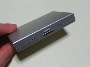 ムジルシリョウヒン(MUJI (無印良品))の新品 無印良品 カード. 名刺入れ/定期入れ